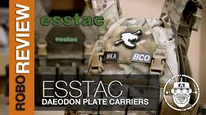 Esstac Daeodon Light Robo Airsoft Robo Gear Review Esstac Daeodon And Daeodon Light