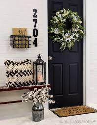 front door wreath hangerBest 25 Front door decor ideas on Pinterest  Front door wreaths