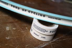 Bicyle Rim Tape Explained Sizes Types Proper Set Up