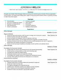Cover Letter Administrative Assistant Job Resume Sample Image