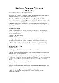 043 Letter Of Intent Business Proposal Template Valid