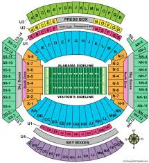 Saints Season Tickets Price Chart Details About 2 University Of Alabama 2019 Football Season