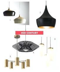 mid century pendant light ing vintage mid century pendant light