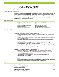 resume for teaching position lawteched resume examples for career change