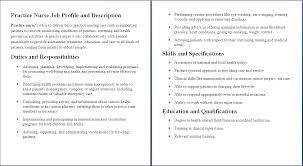 job descriptions for nursing job descriptions cover letter cover letter job descriptions for nursing job descriptionssonographer job description