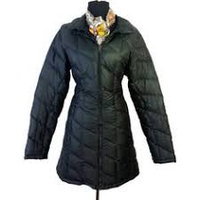 Details about WEEKEND By MAX MARA Womens Green Goose Down Jacket ... & Women's PATAGONIA Barn Quilted DOWN PARKA Long Jacket Size L LARGE Black # PATAGONIA #QuiltedJackets Adamdwight.com