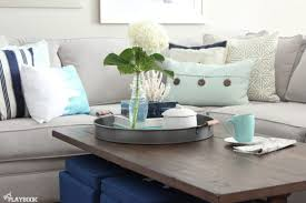 5 tips for styling your coffee table