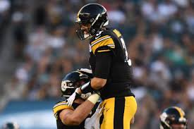 Eagles Cb Depth Chart The Steelers Qb Depth Can Be Defined By Landry Jones Work