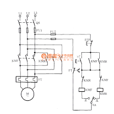 three phase motor with pre selection switch commutation circuit 3 Phase Rotary Switch Wiring Diagram three phase motor with pre selection switch commutation circuit 3 phase selector switch wiring diagram