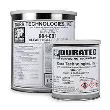 Duratec Clear Hi Gloss Gel Coat Additive In Stock Fibre Glast