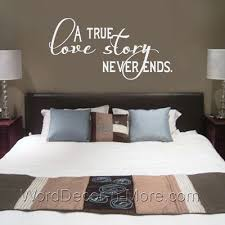 Bedroom Wall Quotes Classy Master Bedroom Vinyl Wall Decal Master Bedroom Wall Quote
