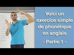 L'alphabet phonétique international (api) est un alphabet utilisé pour la transcription phonétique des sons du langage parlé. Voici Un Exercice Simple De Phonetique En Anglais Partie 1 Youtube