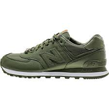 new balance 574 mens. new balance 574 flight jacket men\u0027s - green new balance mens