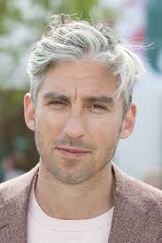 Gq Mens Hair Style mens hairstyles with grey hair fade haircut 5320 by wearticles.com