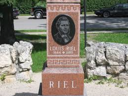 metis resistance and the development of the west mr jacoby s louis riel grave site