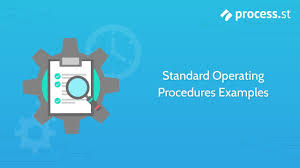 Standard Operating Procedure Examples Sops Sop Example Youtube