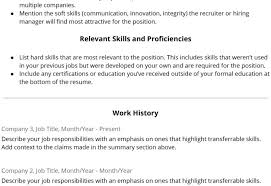 Document Template : Functional Resume Template Photo Calendar ...