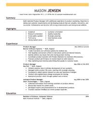 Livecareer Resume Samples Marketing Resume Examples Marketing Sample Resumes Livecareer 23