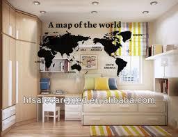 Fashion Writable Office Blackboard World Map Wall Sticker Buy Blackboard Map Sticker Flower Wall Sticker New Fashion Wall Sticker Product On
