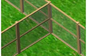 Diy Fence Diy Fencing A Greenwall Solutions Inc