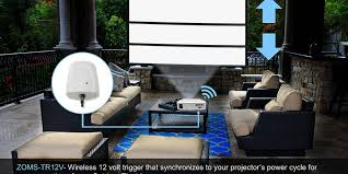 how to sync your projector and screen out any wires electronic how to sync your projector and screen out any wires