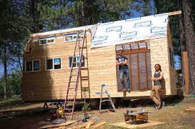 Small Picture Building Your First Tiny House YouTube