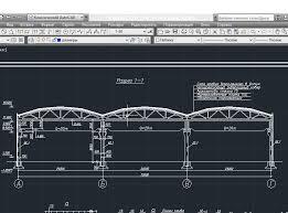 Проект железобетонных конструкций одноэтажного промышленного  Проект железобетонных конструкций одноэтажного промышленного здания с мостовыми кранами