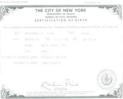 Doll Birth Certificate Template Reborn Baby Ooojo Co