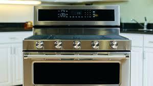kitchenaid downdraft range kitchen slide in reviews