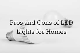 led lighting for homes. pros and cons of led lights for homes lighting