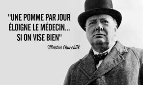 Top 20 Des Citations De Churchill La Diplomatie Au Cigare Topito