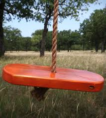 Tree Swings Single Rope Tree Swing Woodwork Swings And Babies