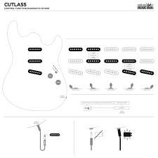 ernie ball music man b wiring diagram ernie discover your wiring cutlass guitars ernie ball music man