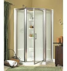 neo angle enclosures shower door