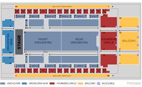 Schermerhorn Virtual Seating Chart 33 Competent Wilson Center Seating Chart
