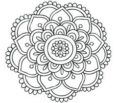 Simple Adult Coloring Pages Idea Easy Adult Coloring Pages And