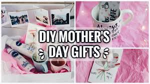 diy last minute mother s day gift ideas cute easy affordable 2017