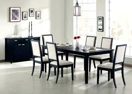 black dining tables and chairs zagons co