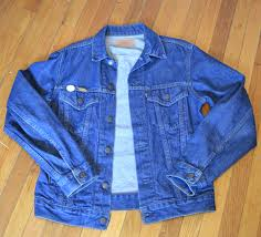 A Guide To Buying Vintage Levis Trucker Jackets On Ebay