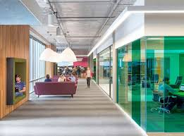 creative office spaces. Office-space-industrial-decor Creative Office Spaces V