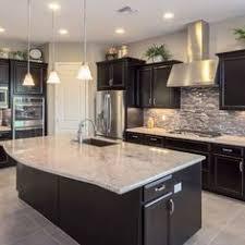 Image Design Kitchen Backsplash With Dark Cabinets Light Granite The Story Zaradesignhomedecorcom Dark Cabinet Pinterest 84 Best Dark Kitchen Cabinets Images Kitchen Interior Decorating