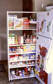 Pull Out Kitchen Shelves Diy How To Build A Pull Out Pantry7jpg