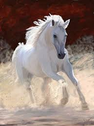 wild white horses running free. Beautiful Horses Wild Horses Painting  White Free Spirit Horse By James Shepherd Throughout Running I