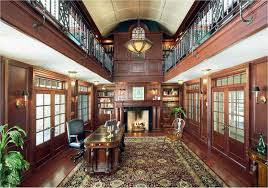 high end home office. egans library and home office high end n