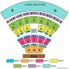 Darien Lake Performing Arts Center Tickets And Darien Lake
