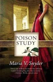 poison study by maria v snyder book study series