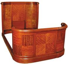 furniture art deco style. Furniture: Art Deco Bed - Style Furniture E