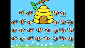 Bees Interactive Attendance For Whiteboards