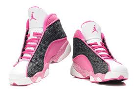 jordan shoes for girls 2014 black and white. best womens air jordan 13 gs black pink white shoes for girls 2014 and
