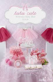 What's more adorable than a Tutu Cute baby shower for a baby girl? Pli  this way for more fabulous shower ideas and details from our newest  collection!
